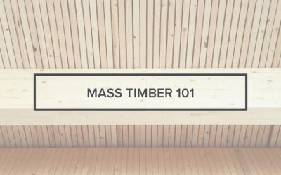 Mass Timber 101