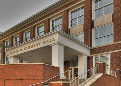 Clark Atlanta University Clement Hall Renovation