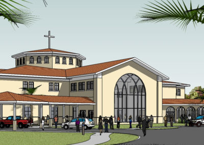 Covenant Community Presbyterian Church Master Plan and Design