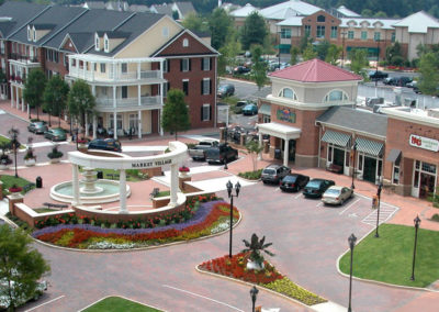 City of Smyrna Town Center and Market Village