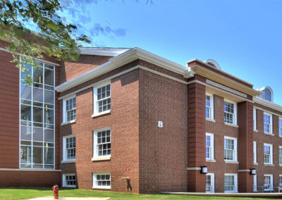Clark Atlanta University Wright-Young Hall Renovation
