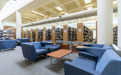 Adapting Library Design to Meet Current Trends