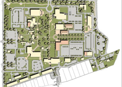 Georgia Regents University Master Plan and Update