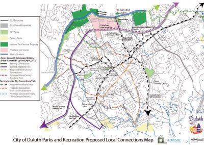 Duluth Parks Master Plan