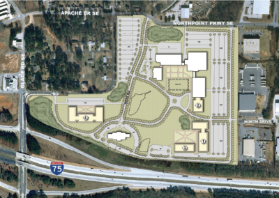 Chattahoochee Technical College Master Plans: Marietta and North Metro