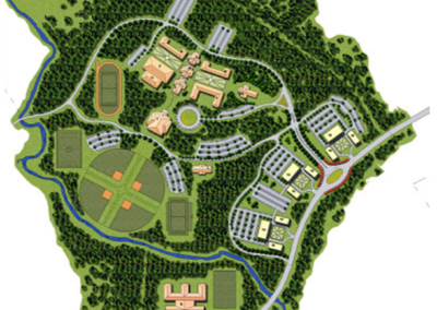 Cornerstone Schools System Program, Master Plan and Design