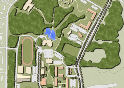Oglethorpe University Master Plan