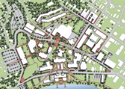 West Virginia University Master Plan